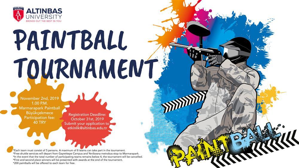 Altinbas University Paintball Tournament Oxyport
